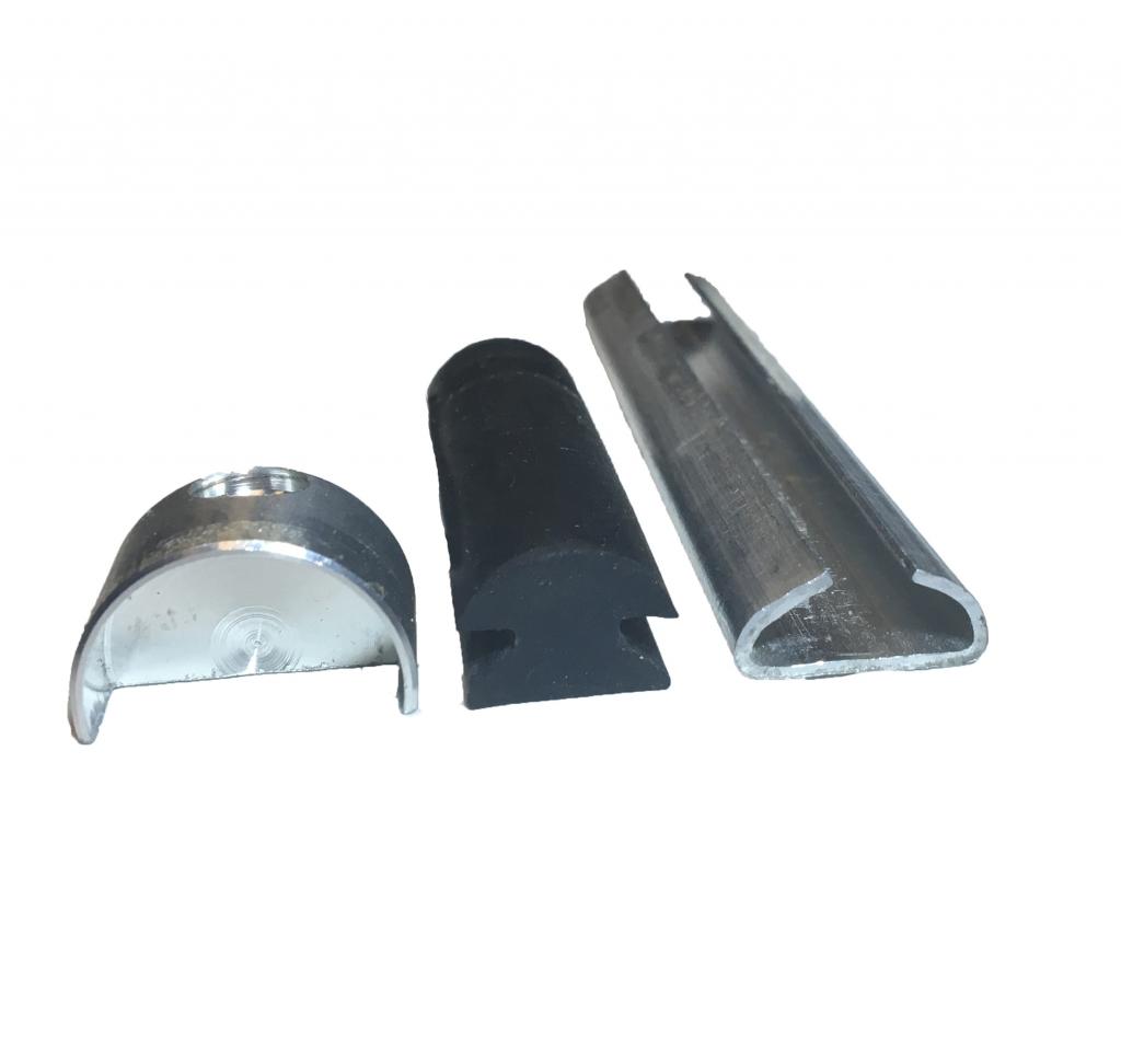 Catalogo fornillos perfiles for Perfiles de aluminio catalogo