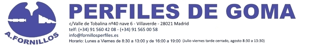 A. Fornillos Perfiles Logo